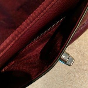 Coach Bags - COACH Burgundy/Magenta Back Pack